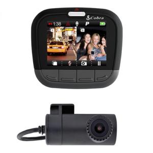 cobra cdr895d both cameras