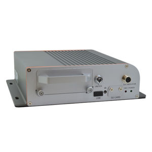Multi Channel Driver Recorder With 1Tb Hard Drive Front View