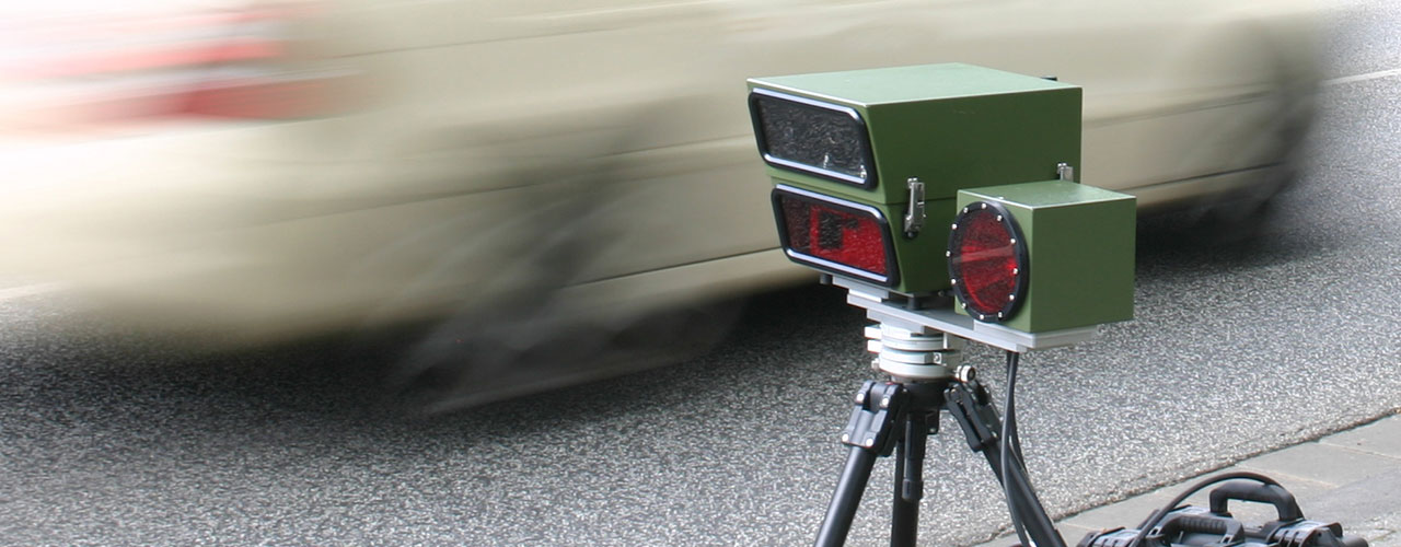 Poliscan Speed Camera
