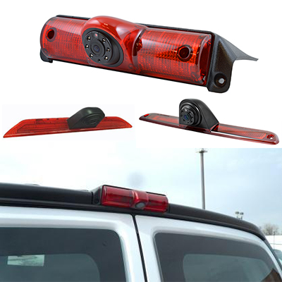 brake light with camera