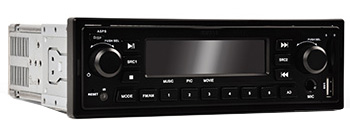 Nesa DVM-518 bus and coach media player single DIN
