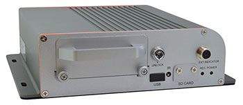 Multi-channel drive recorders DVR 4101Q commercial grade unit