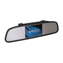 NESA clip on vehicle video mirror model NSR-4CLIP