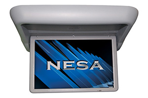 NESA NSB-1909M motorised coach and bus media monitor