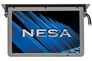 NESA NSB-2200M motorised coach bus media monitor 22 inch