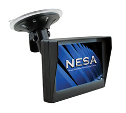 Reverse camera video monitor by Neltronics